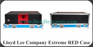 Lloyd Lee Company Extreme RED Case.
