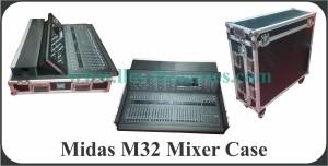 Midas M32 Mixer Case.