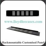 Rack Mountabl Customised Panels