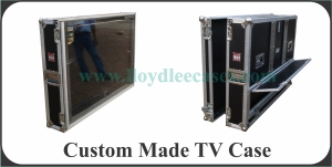 Custom Made TV Case.