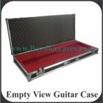 Empty View Guitar Case