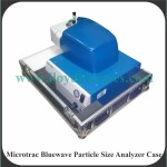 Microtrac Bluewave Particle Size Analyzer Case