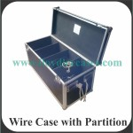 Wire Case with Partition